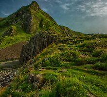 Giant's Causeway by Adam Northam