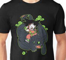 Dragon Ball Z - Training Your Dragonball Unisex T-Shirt
