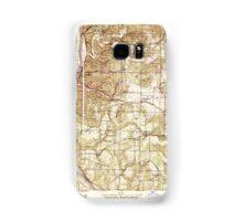 USGS TOPO Map Arkansas AR Bethesda 259937 1942 31680 Samsung Galaxy Case/Skin