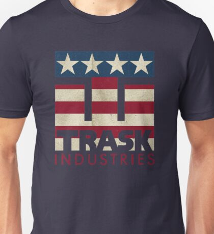 Trask Industries - Vintage Flag Unisex T-Shirt