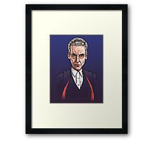 New Doctor Framed Print