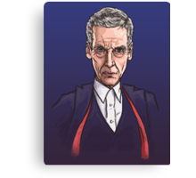 New Doctor Canvas Print