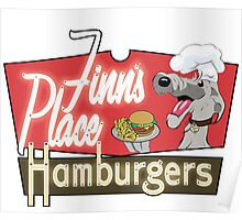 Finn's Place Poster