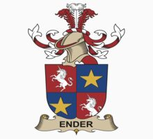 Ender Coat of Arms (Austrian) by coatsofarms