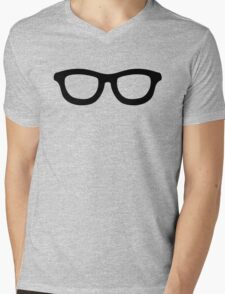 Smart Glasses Mens V-Neck T-Shirt