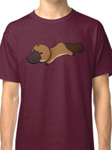 Kawaii platypus Classic T-Shirt