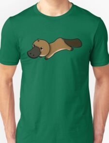 Kawaii platypus Unisex T-Shirt
