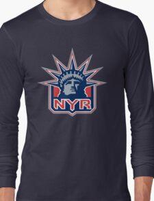 New York Rangers Long Sleeve T-Shirt