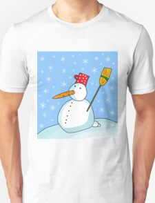 Snowman 2 Unisex T-Shirt