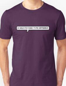 Psychic Type Unisex T-Shirt