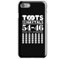 TOOTS AND THE MAYTALS GIFT iPhone Case/Skin