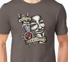 Old School Vendetta Unisex T-Shirt