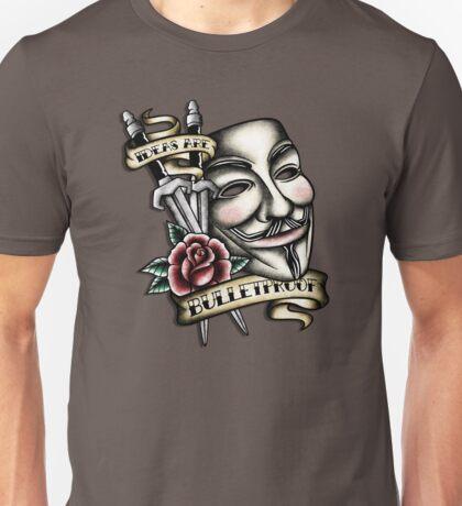 Old School Vendetta Unisex T-Shirt
