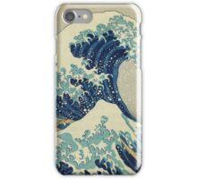The Great Wave off Kanagawa iPhone Case/Skin