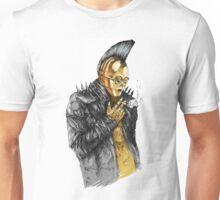 Intergalactic Badass  Unisex T-Shirt