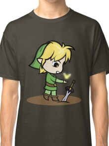 Link Legend of Zelda Classic T-Shirt
