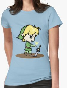 Link Legend of Zelda Womens Fitted T-Shirt