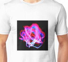 Physiogram art: a ball of fire Unisex T-Shirt