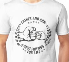 Father and Son Unisex T-Shirt