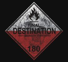 Final Destination - Hazmat by skunkrocker