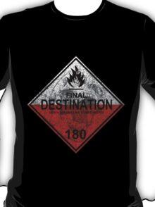 Final Destination - Hazmat T-Shirt