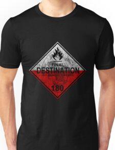 Final Destination - Hazmat Unisex T-Shirt