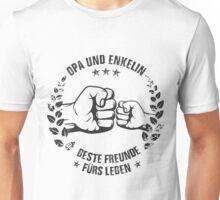 Opa und Enkelin Unisex T-Shirt