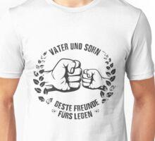 Vater und Sohn Unisex T-Shirt