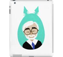 Hayao Miyazaki's World iPad Case/Skin