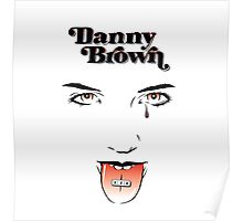 Danny Brown - XXX Poster