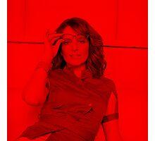 Tina Fey - Celebrity (Square) Photographic Print