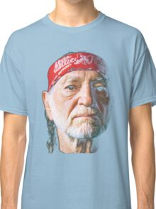WILLIE NELSON TEL01 Classic T-Shirt