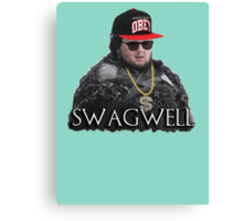Swagwell Tarly (Samwell Tarly) game of thrones Sam Canvas Print
