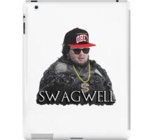 Swagwell Tarly (Samwell Tarly) game of thrones Sam iPad Case/Skin