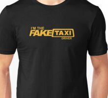fake taxi Unisex T-Shirt