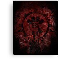 ZOMBIES: Group 935 Logo Canvas Print