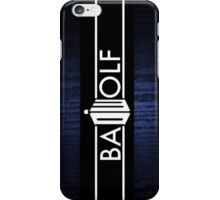 Bad Wolf - Formatted for iDevices iPhone Case/Skin