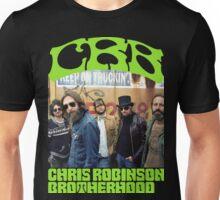 ANISUNO06 The Chris Robinson Brotherhood Tour 2016 Unisex T-Shirt