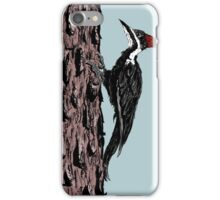 Pileated Woodpecker iPhone Case/Skin