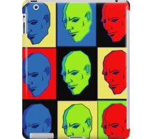 Same Face Different Colors iPad Case/Skin