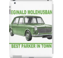 Reginald Molehusband - Best Parker in Town iPad Case/Skin