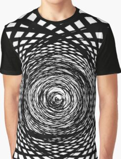 Scared (The Web) Graphic T-Shirt