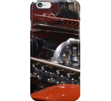 1916  Packard  Ladies Town Car Limo  -  Engine Detail !! iPhone Case/Skin