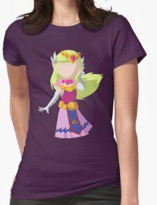 Zelda #1 Womens Fitted T-Shirt