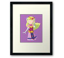 Zelda #1 Framed Print