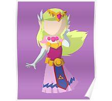 Zelda #1 Poster
