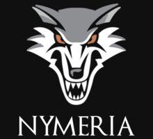 Direwolf Nymeria by sher00