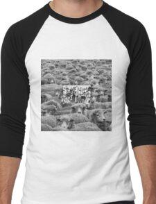 $uicideboy$ grey sheep 2  Men's Baseball ¾ T-Shirt