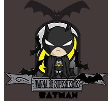 Batman superheroes Photographic Print