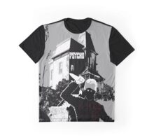 PSYCHO Graphic T-Shirt